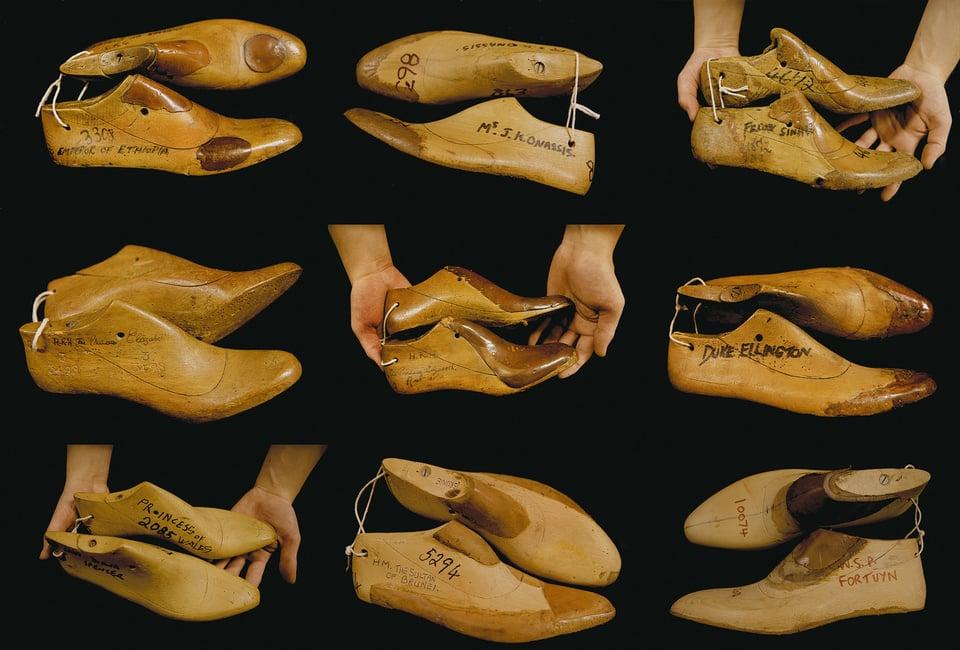 Обувных колодок своими руками