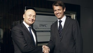 Knut frostad ceo volvo ocean race and georges kern