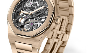 Laureato flying tourbillon skeleton (2)
