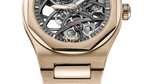 Laureato flying tourbillon skeleton (1)