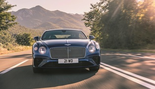 New continental gt - 8
