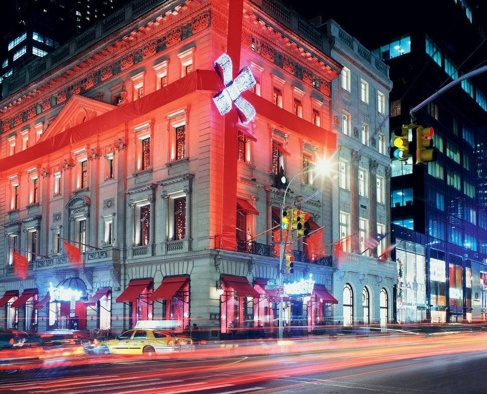 Пункт назначения: Cartier, 5-я авеню | Watch Russia