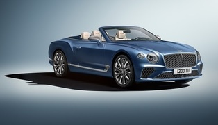 Bentley continental gt mulliner convertible - 1